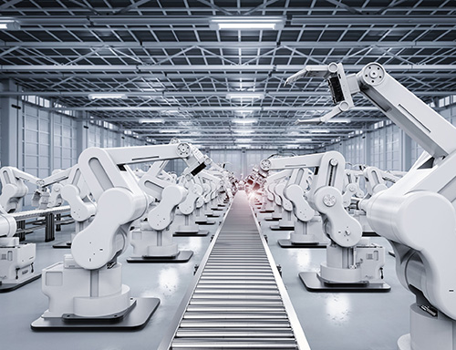 Automated industry