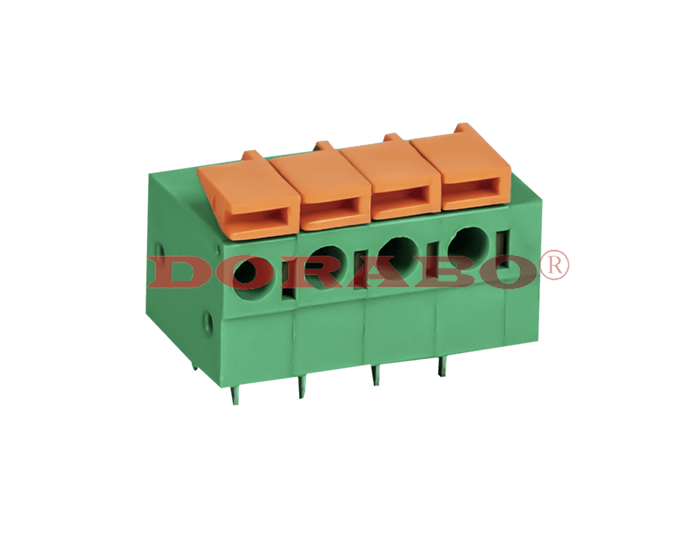 DB142R-5.08 Video terminal