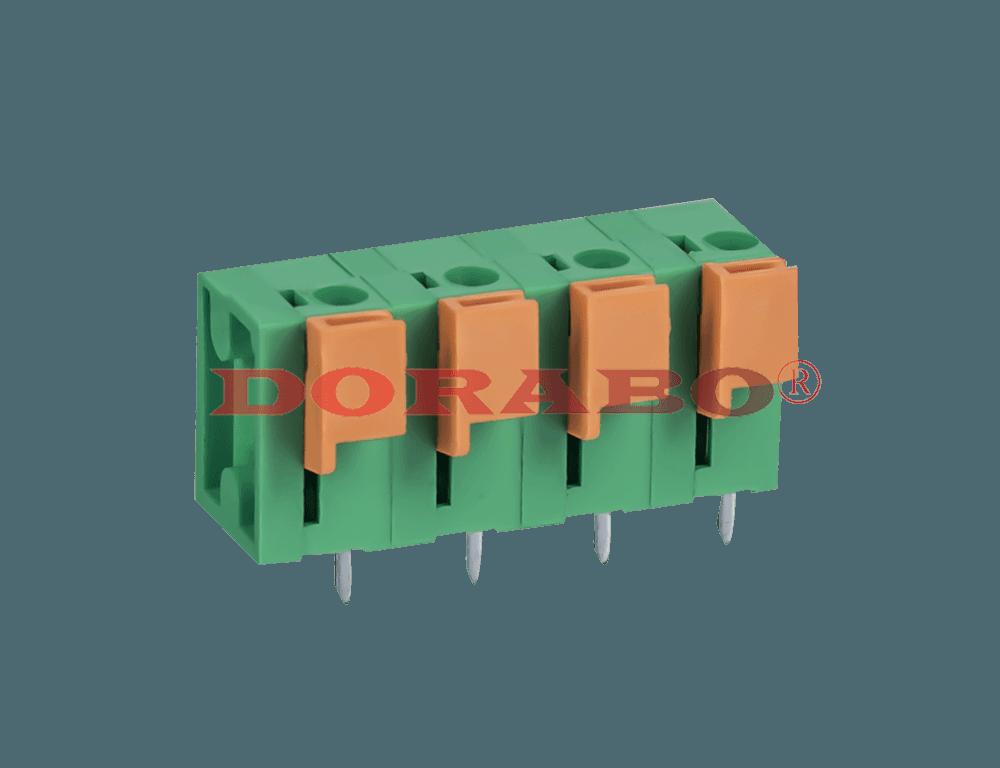 DB142V-7.62  Low voltage terminal