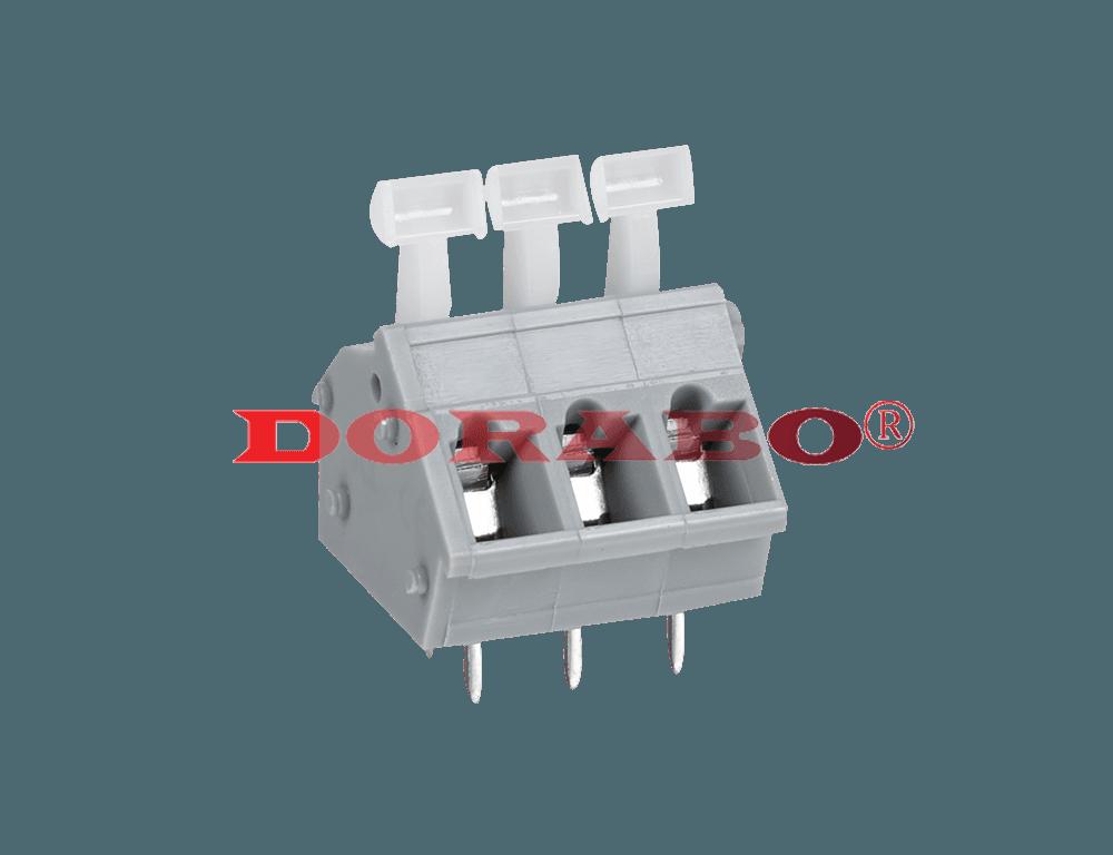 DB243-5.0 Small loadometer lock-free terminal