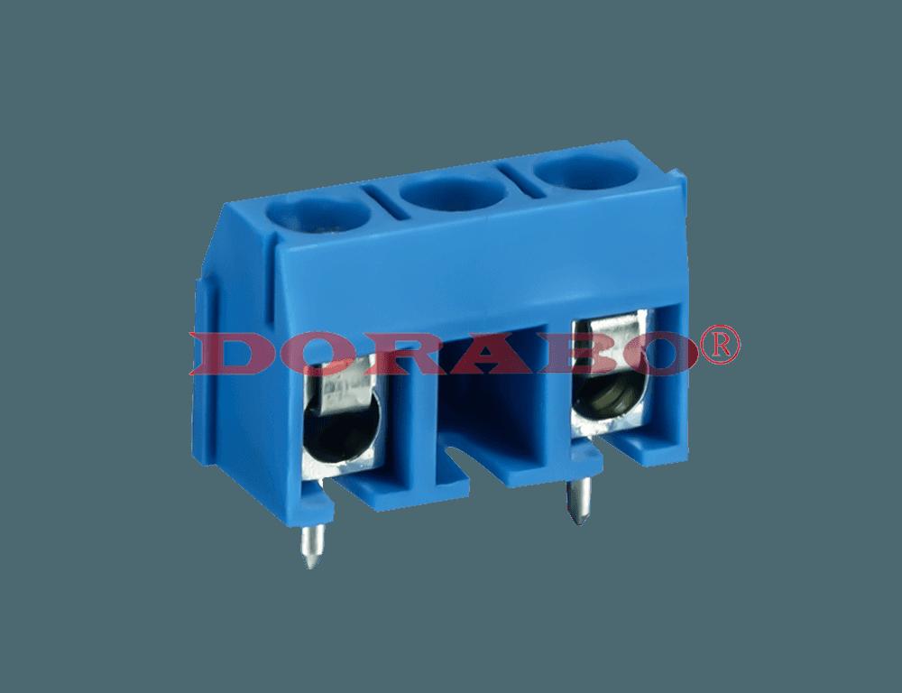 DB301V-10.0 Hollow lighting fixture terminal