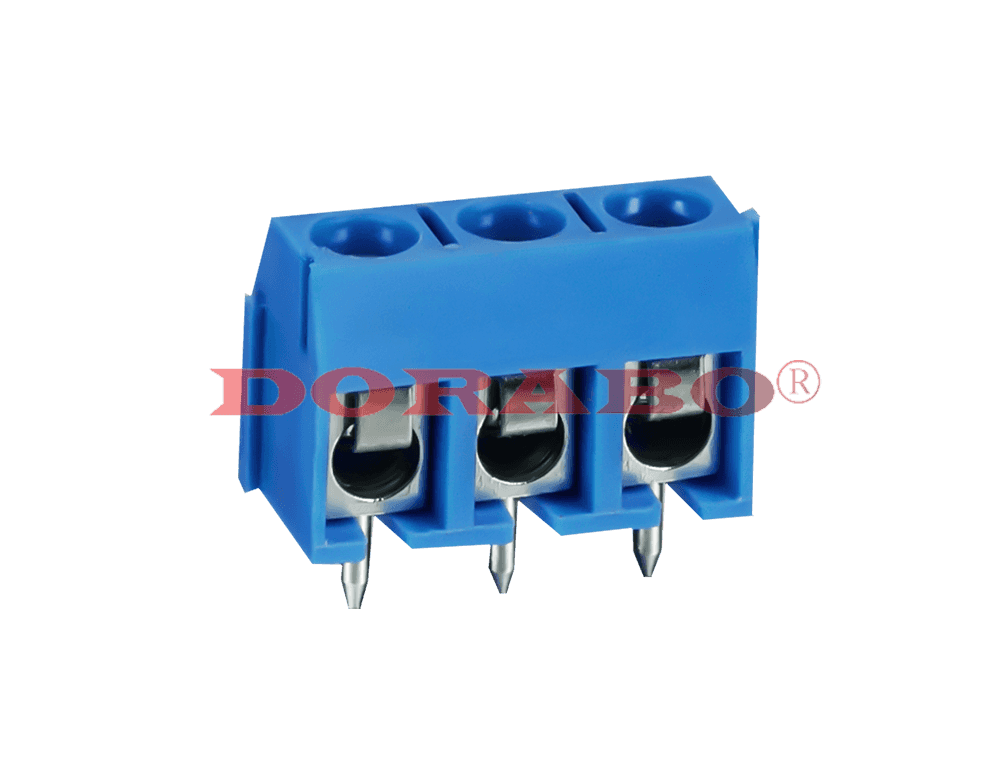DB301V-5.0  Screw shrapnel terminal