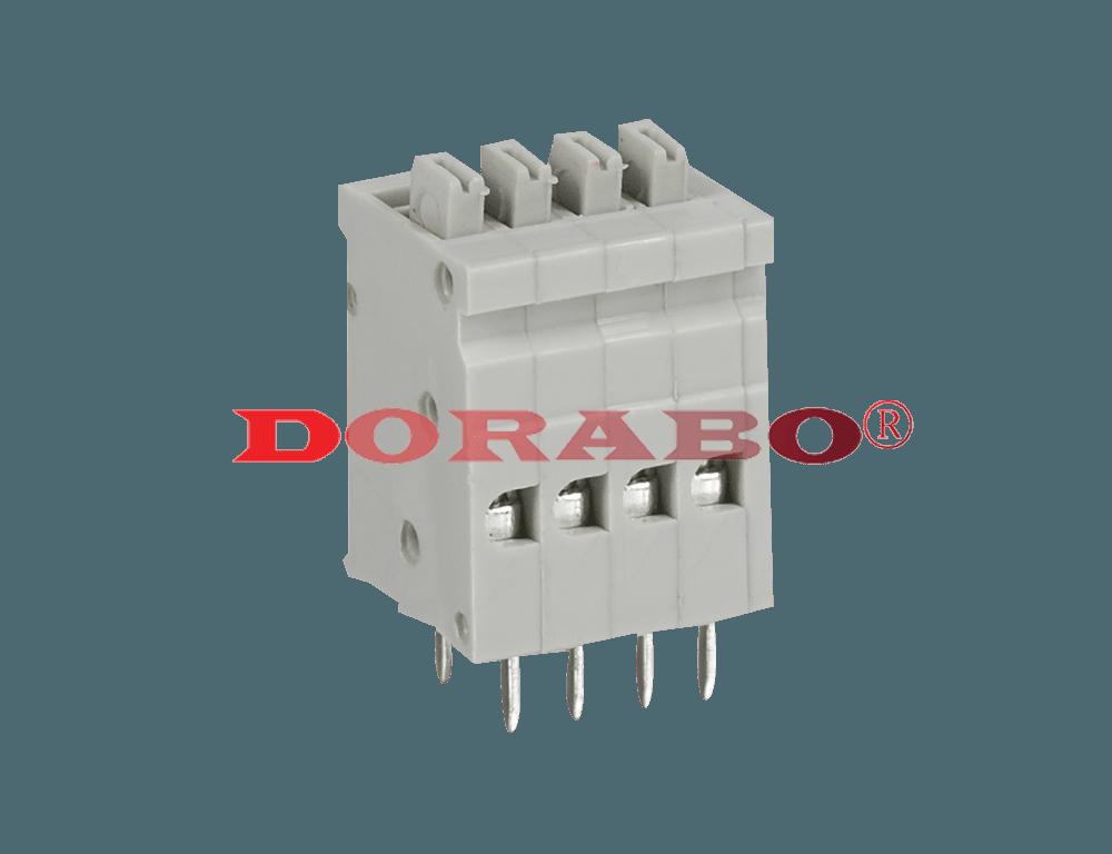 DB500V-2.54  Small pitch terminal