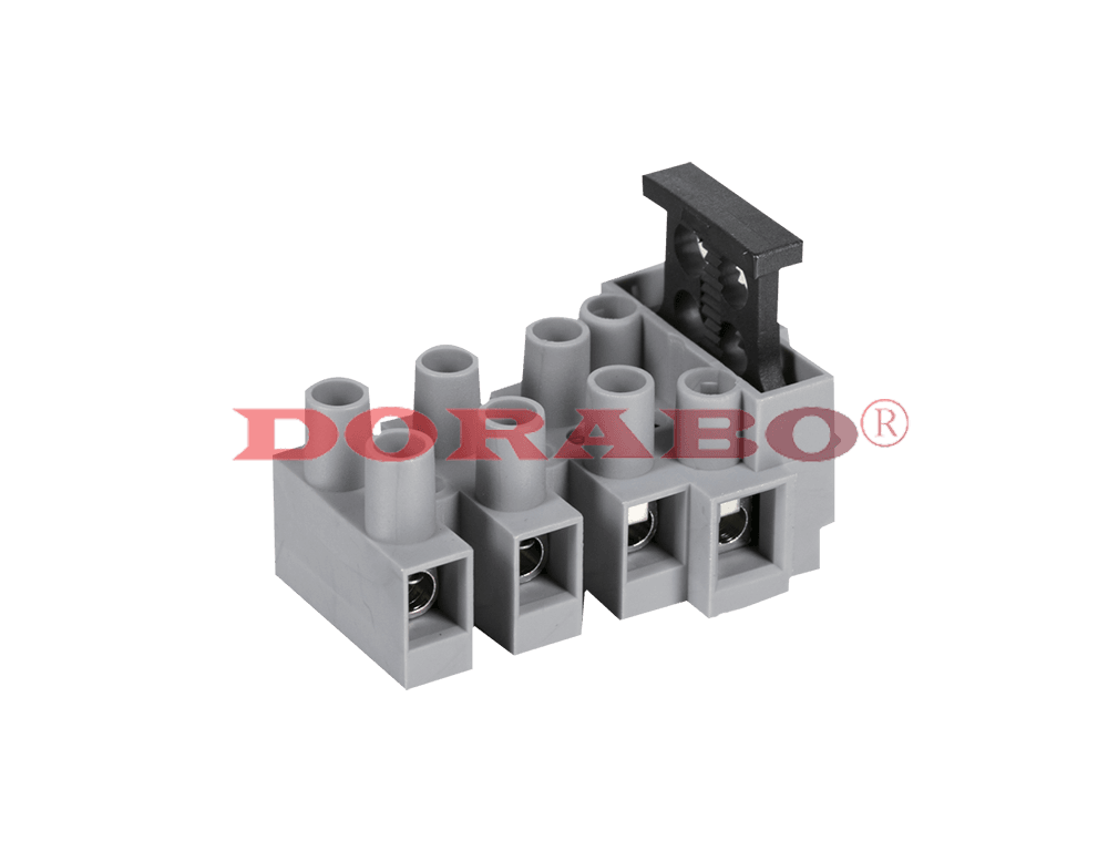 DB801-10.0  Through type terminal block