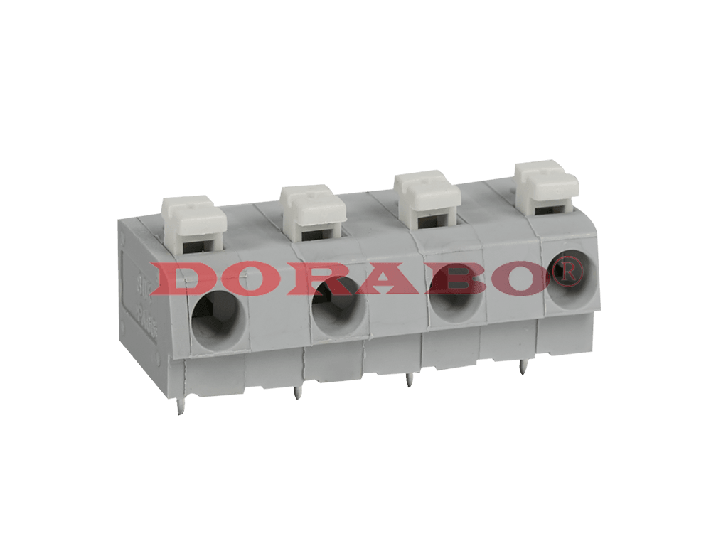 DB804-10.0 Power supply screw-free terminal