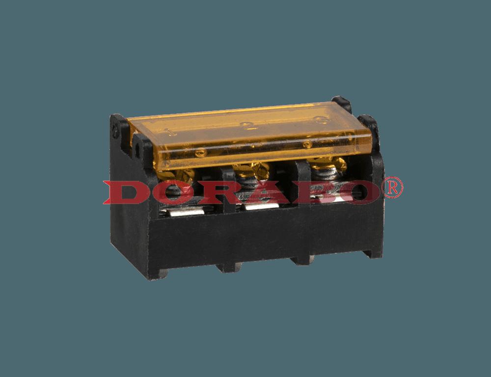 DBT50G-7.62 Barrier Terminal Block
