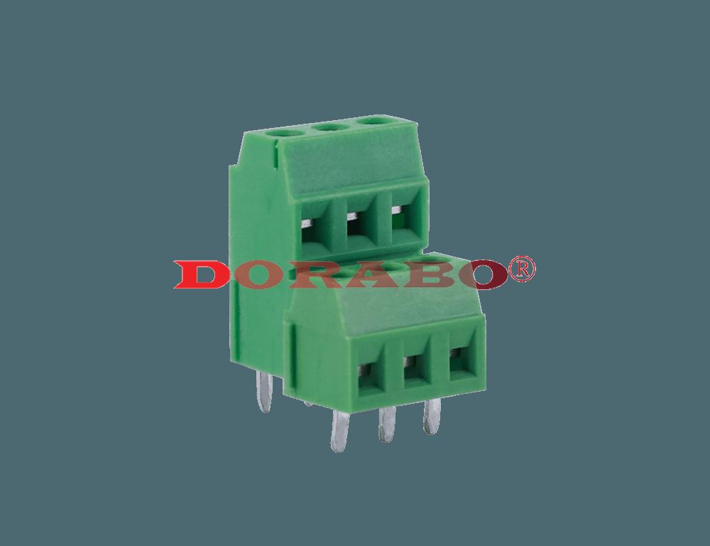 DB125B-3.81 Network interface terminal