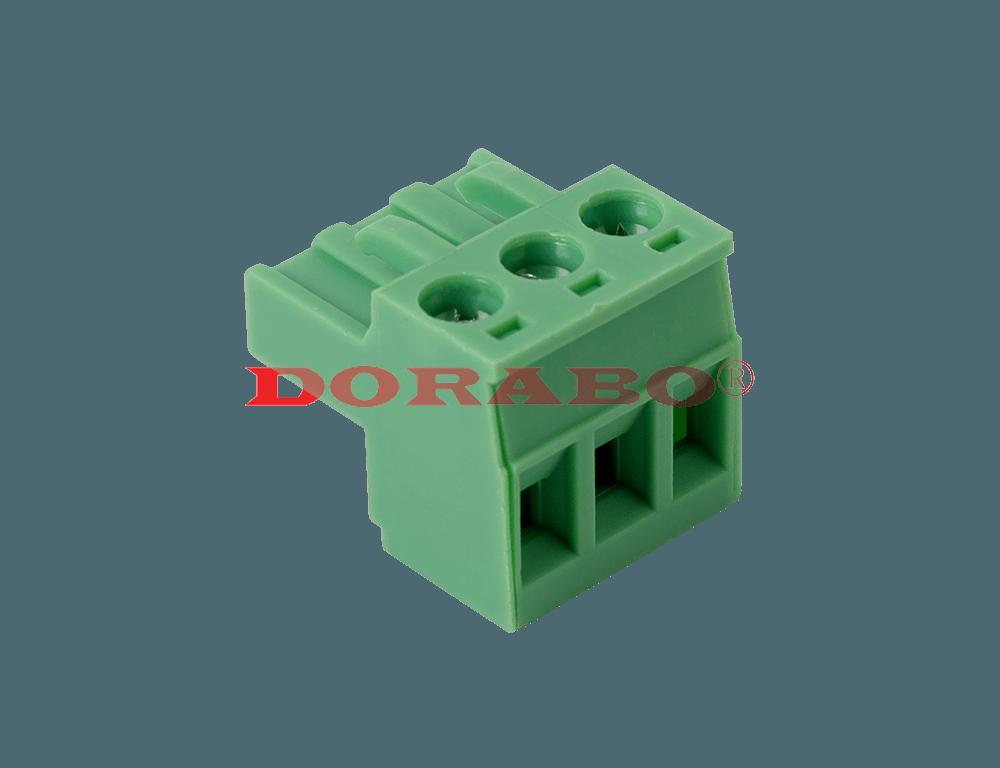 DB2EKF-5.0 Instrument shell terminal