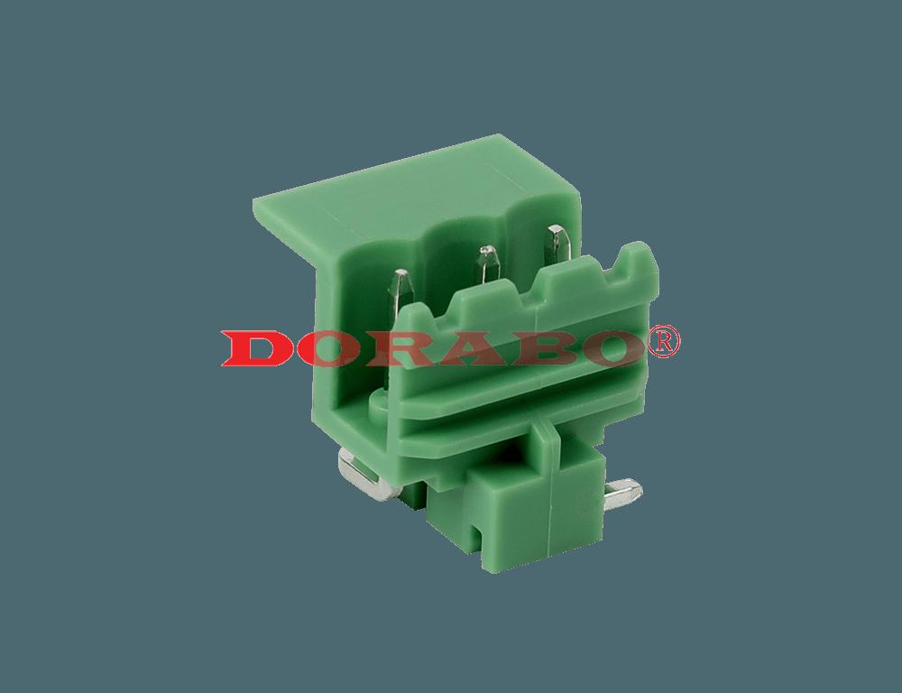 DB2ELF-5.0 Right terminal block